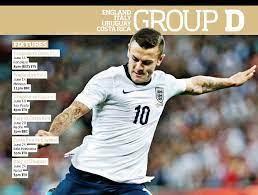 Bloggang.com : Tui Laksi : :: ทีมชาติอังกฤษ ในศึกฟุตบอลโลก 2014 :: The  Three Lion 2014 FIFA World Cup! ::