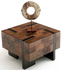Soft Modern End Table Evironmentally Friendly Sustainable