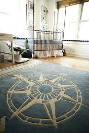 nautical themed rugs nautical bath rug best west primp your bathroom