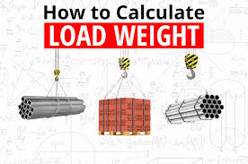 Forklift Load Chart Formula How To Calculate The Weight Of A Load Before An Overhead Lift