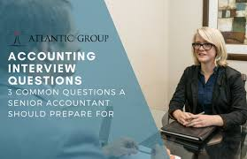 Accounting Interview Questions Atlantic Group Recruiters