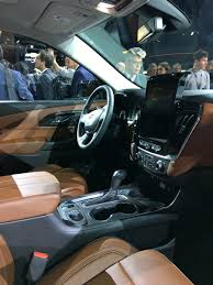 2018 chevrolet high country traverse. wonderful high 2018 chevrolet traverse interior inside chevrolet high country traverse