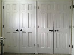 wide closet doors 96 bi fold 6 foot bifold