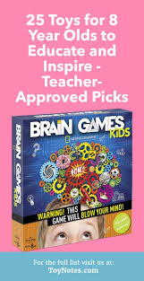 25 Toys for 8 Year Olds to Educate and Inspire \u2013 Teacher-Approved Picks -