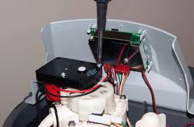 How To Repair A Water Softener How To Replace The Valve Motor In A Water Softener Repair Guide
