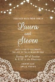 Wedding Invitation Templates With Photo Fabulous Free Wedding Invitation Templates