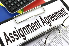 agreement assignment agreement