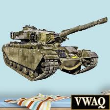 army tank wall decal military battle wall decor war decals stickers camo room decor pas15 on camo wall art self stick with army tank wall decal military battle wall decor war decals stickers