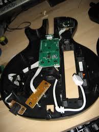 guitar hero midi controller slapyak tinkering and fidgeting