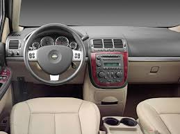 Chevrolet Uplander technical details, history, photos on Better ...