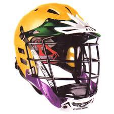 Cascade Clh2 Lacrosse Helmet Custom