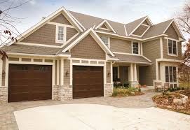 dark brown garage doorsGarage Door Styles  Carriage House Garage Doors