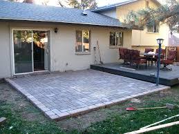 full size of patio ideas block paving backyard paver deck red slabs companies brick stones installing