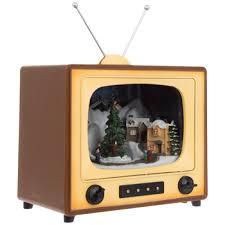 Retro Tv Online Retro Tv Musical Christmas Scene Hobby Lobby 5086418
