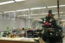 office bay decoration ideas. Cubicle Decoration Themes For Competition Office Christmas Decor Ideas Decorating Work Bay