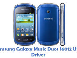Samsung Galaxy Music Duos S6012 USB Driver