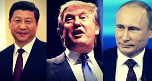 Image result for images of trump putin xI TOGETHER