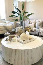 In this tutorial, i show three different ideas for decorating your coffee table using three different budgets. Impeccable Coffee Table Decor For Your Stylish Home Glaminati Com Side Table Decor Round Coffee Table Decor Coffee Table Arrangements