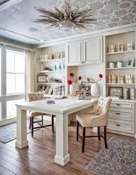 enough space for two tips on creating double duty home offices built in office