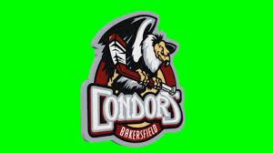 bakersfield condors logo chroma
