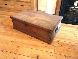 vintage trunks and chests vintage wooden trunk antique wooden chest blanket box solid wood trunk vintage vintage trunks