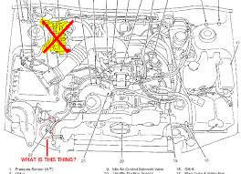 subaru ej22 engine diagram subaru wiring diagrams