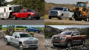 5 Trucks To Consider For Hauling Heavy Loads Top Speed