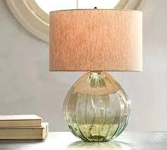 green lamp base er glass table lamp base green green glass teardrop halsey table lamp base green lamp