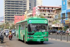 Phnom Penh City Bus