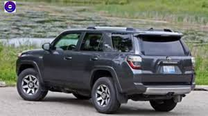 2018 Toyota 4Runner 4x4 TRD | What changes in this version - YouTube