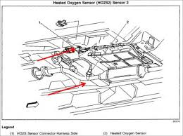 2002 chevy venture oxygen sensor engine mechanical problem 2002 i gave you two pics one red arrows and one out looks like you have 2 sensors have a great day