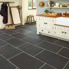 black slate floor tiles. Rustic Black Slate Floor Tiles C