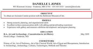 Objective Examples In A Resume Marketing Objectives For Resume