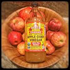apple cider vinegar to treat warts