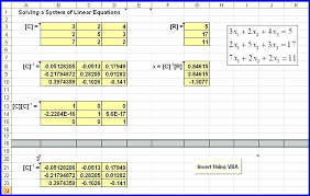 linear equation excel linear equation excel graph
