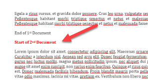 Example Word Documents How To Merge Multiple Word Documents Together