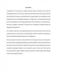 speed ventures case study do not race essay similar essays