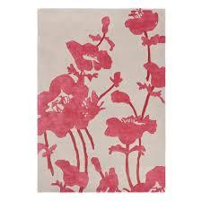 florence broadhurst fl 300 poppy 39600 rug