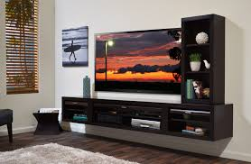 Floating Tv Stand Outstanding Wall Mounted Entertainment Center Shelves Floating Tv