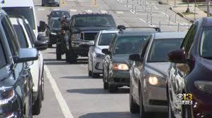 Maryland Highway Officials Suspend Non Emergency Lane