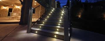 stairway lighting led. design outdoor stair lights led stairway lighting