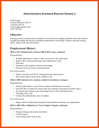 Medical Administrative Assistant Resume Sample 100100 Administrative Medical Assistant Resume Formatmemo 30