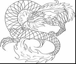 incredible realistic dragon coloring pages printable with dragons ...