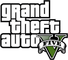 Gta Logo V (PSD) | Official PSDs