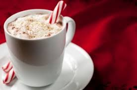 cup of hot chocolate christmas. Modren Christmas Peppermint Hot Chocolate Reminds Me Of Christmas Speaking Christmas  Itu0027s Right Around The Corner And While It Is A Joyous Season Also One  For Cup Of Hot Chocolate H