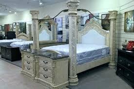 King Canopy Bedroom Sets Alive King Poster Bedroom Sets King Size ...