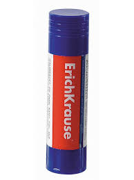 <b>Клей</b>-карандаш <b>4443</b> 15 г. <b>ERICH KRAUSE</b> - купить в ...