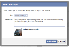 Identity Catch-22 Facebook's Imposters Steal Your Itworld Crazy Lets