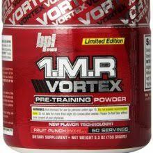 bpi sports 1 m r vortex pre workout powder