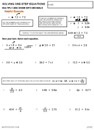 Solving Equations Worksheets   Access Maths additionally Different ypes of equations   Free Math Worksheets together with Pre Algebra Worksheets   Equations Worksheets additionally Free worksheets for linear equations  grades 6 9  pre algebra in addition Math Worksheets One Step Equations   worksheet ex le furthermore World 5   Expressions and Equations   Osky 6th Grade Math together with One Step Equation Worksheets further Solving Equations Worksheet Worksheets moreover Linear Inequalities Worksheet Together With Solving One Step likewise Solving One And Two Step Equations Worksheets   Switchconf moreover One Step Equation Worksheets. on solving one step equations worksheet